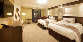 Richmond Hotel Premier Tokyo Oshiage - Τόκιο - Κρεβατοκάμαρα
