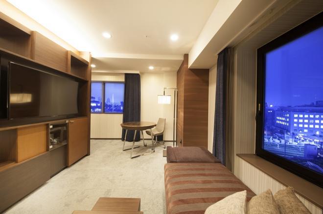 Richmond Hotel Premier Tokyo Oshiage - Τόκιο - Σαλόνι