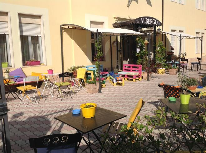 Hotel Porta Rivera - L'Aquila - Lobby