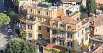 San Anselmo - Rome - Building