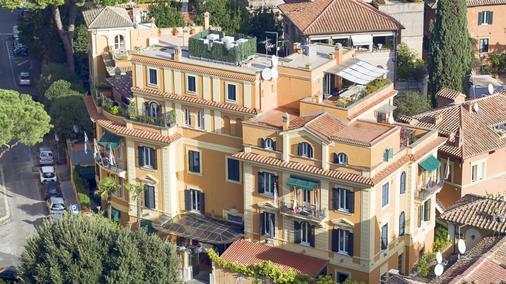 Hotel Sant'anselmo - Rome - Building