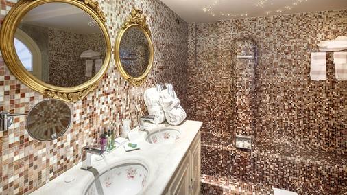 Hotel Sant'anselmo - Rome - Bathroom
