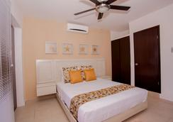 Hotel Isla Zamna - Isla Mujeres - Bedroom