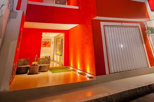Hotel Isla Zamna - Isla Mujeres - Building