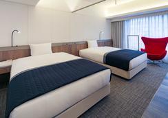 Hotel The Flag Shinsaibashi - Οσάκα - Κρεβατοκάμαρα