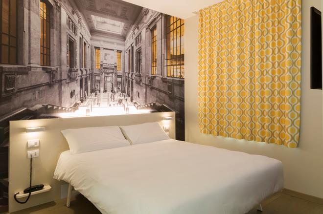 米蘭中央車站民宿酒店 - 米蘭 - 臥室