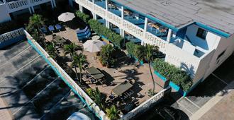Beach Rooms Inn Hollywood Beach - Hollywood - Bygning
