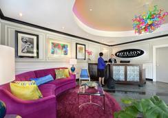 Pavilion Grand Hotel - Saratoga Springs - Lobby