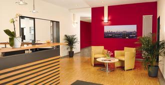 Hotel Neuhaus Integrationshotel - דורטמונד - לובי