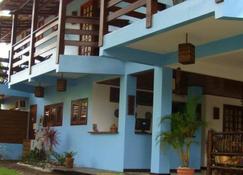 Pousada Bambu - Itacaré - Edifício