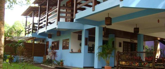 Pousada Bambu - Itacaré - Building