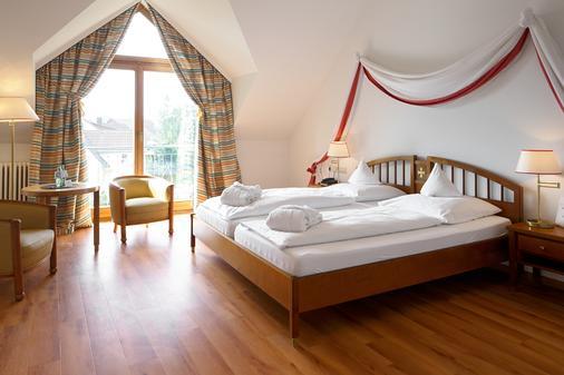 Romantik Hotel Johanniter-Kreuz - Überlingen - Bedroom