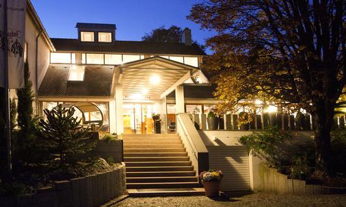 Romantik Hotel Johanniter-Kreuz - Überlingen - Building