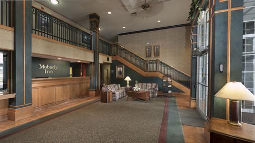 Moberly Inn & Suites - Moberly - Rezeption