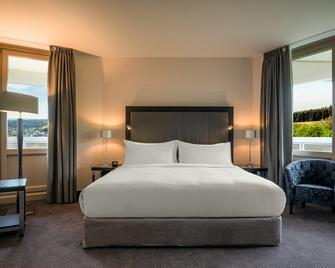 DoubleTree by Hilton Luxembourg - Luxembourg - Phòng ngủ