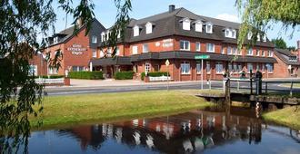 Hotel-Restaurant Engeln - Papenburgo - Edificio