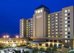 Courtyard by Marriott Carolina Beach Oceanfront - Carolina Beach - Edificio