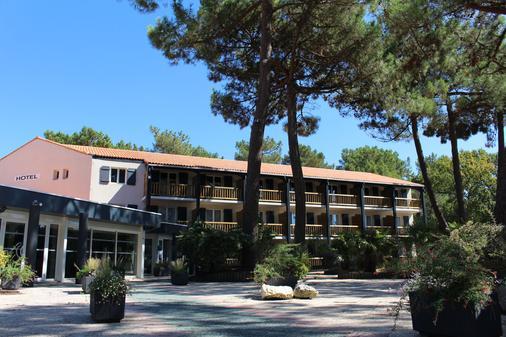 Au Palmyre Hôtel - La Palmyre - Κτίριο