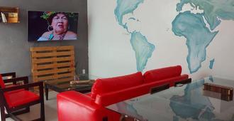 Belem Hostel - Belém - Sala de estar