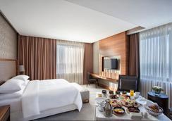 Sheraton Grand Samsun Hotel - Samsun - Schlafzimmer