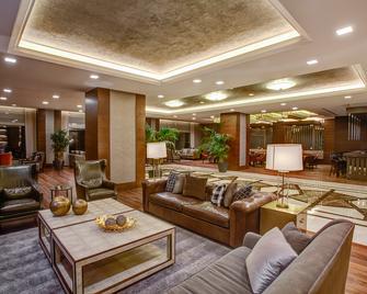 Sheraton Grand Samsun Hotel - Samsun - Bar