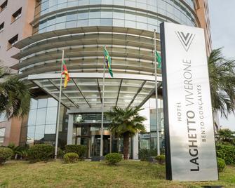Hotel Laghetto Viverone Bento Gonçalves - Bento Gonçalves - Building