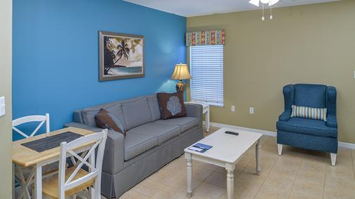 Barefoot N Resort by Diamond Resorts - Kissimmee - Living room