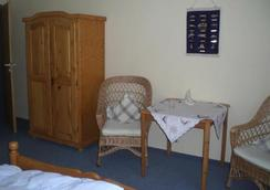 Hotelpension Altes Zollhaus - Norden - Room amenity
