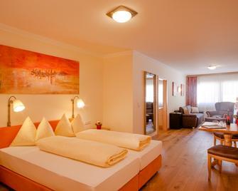 Alpenhof - Gerlos - Schlafzimmer