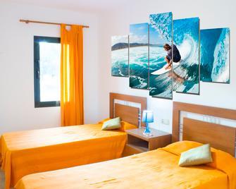 Gbh Hostel Volcanic Beach - Corralejo - Bedroom