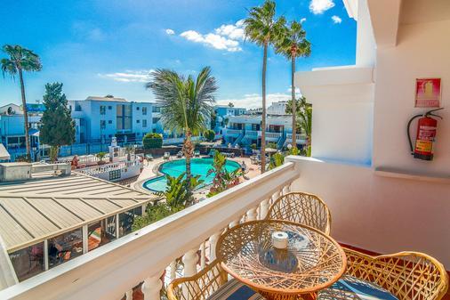 Montana Club Suite Hotel - Puerto del Carmen - Balcony