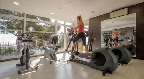 Park Hotel San Jorge & Spa - Platja d'Aro - Gym