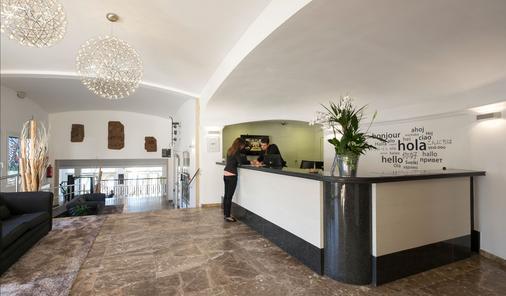 Park Hotel San Jorge & Spa - Platja d'Aro - Vastaanotto