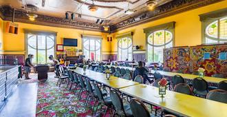 Green Tortoise Hostel - סן פרנסיסקו - מסעדה