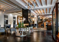 The St. Gregory Hotel - Washington D. C. - Lobby