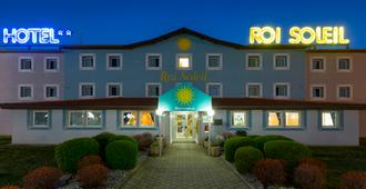 Hôtel Roi Soleil Mulhouse Kingersheim - Μυλούζ - Κτίριο