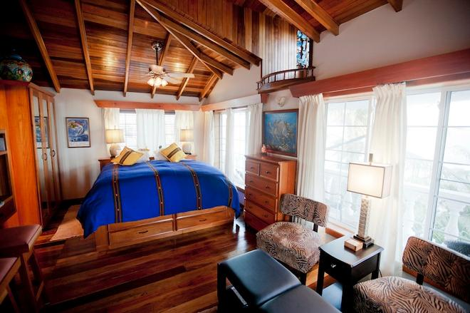 Blue Tang Inn - San Pedro Town - Bedroom