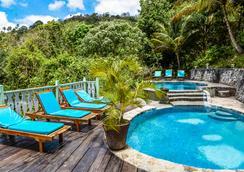 Fond Doux Plantation & Resort - Soufrière - Uima-allas