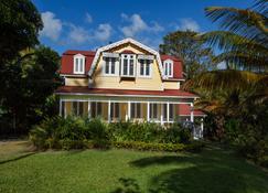Fond Doux Plantation & Resort - Soufrière - Bygning