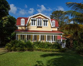 Fond Doux Plantation & Resort - Soufrière - Building