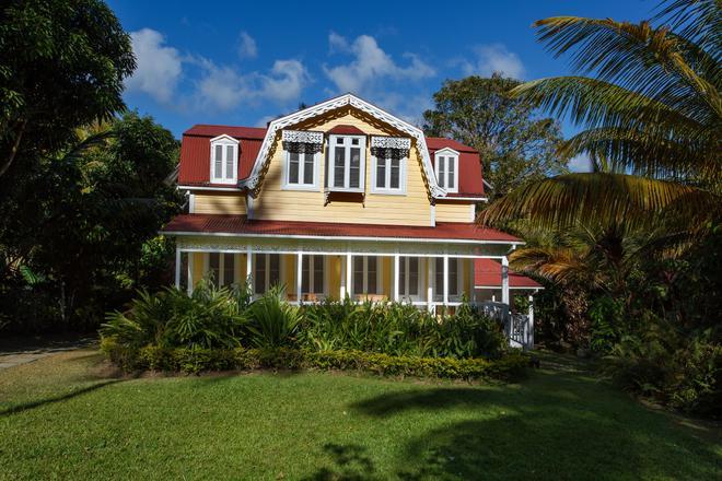 Fond Doux Plantation & Resort - Soufrière - Rakennus