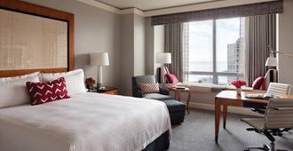 Four Seasons Hotel Miami - מיאמי - חדר שינה