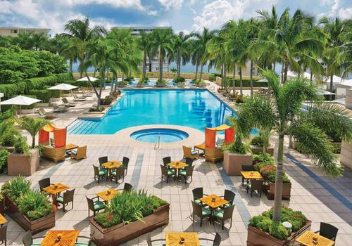 Hotel Holiday Inn Oceanfront Miami Beach