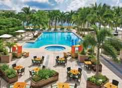 Four Seasons Hotel Miami - Miami - Basen