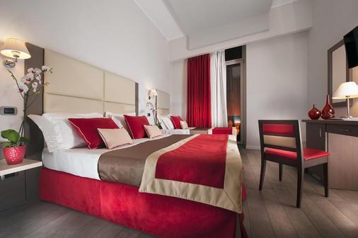 Demetra Hotel - Rom - Schlafzimmer