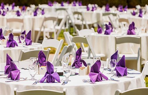 漢德利酒店 - 聖地牙哥 - 聖地亞哥 - 宴會廳