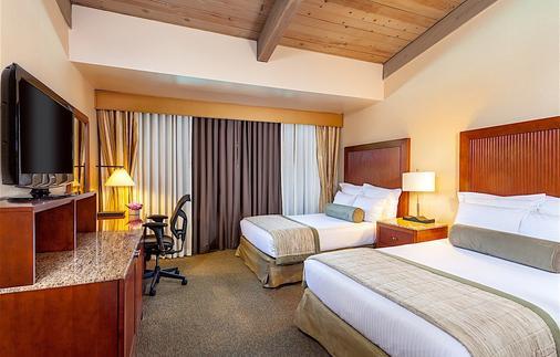 漢德利酒店 - 聖地牙哥 - 聖地亞哥 - 臥室