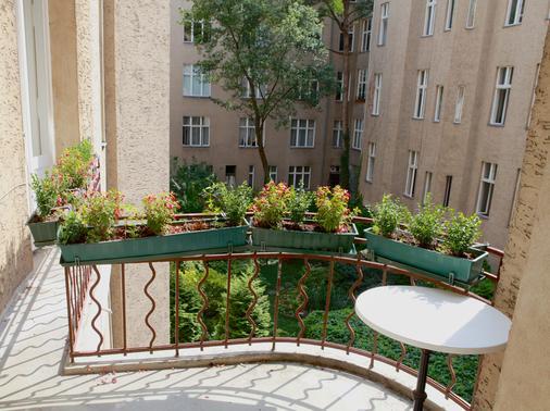 Fasanenhaus - Berlin - Balcony