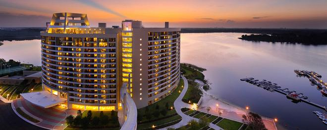 Bay Lake Tower at Disney's Contemporary Resort - Lake Buena Vista - Κτίριο