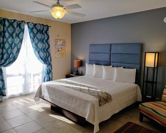 Combate Beach Resort - Cabo Rojo - Bedroom
